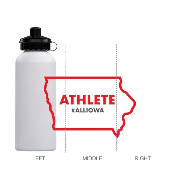 Sports Awards Aluminum Water Bottle