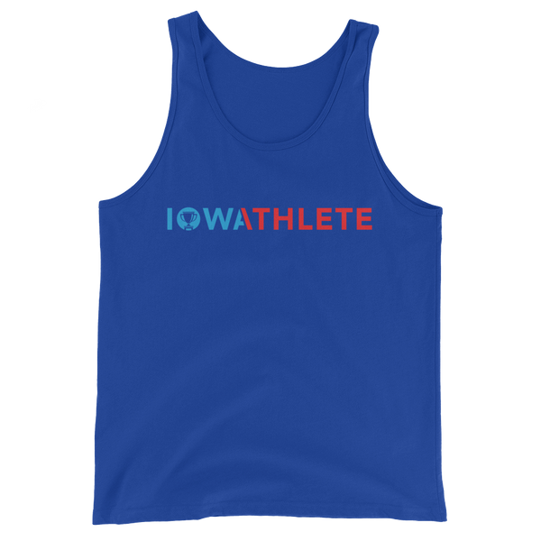 Iowa Athlete Tank Top (Red)