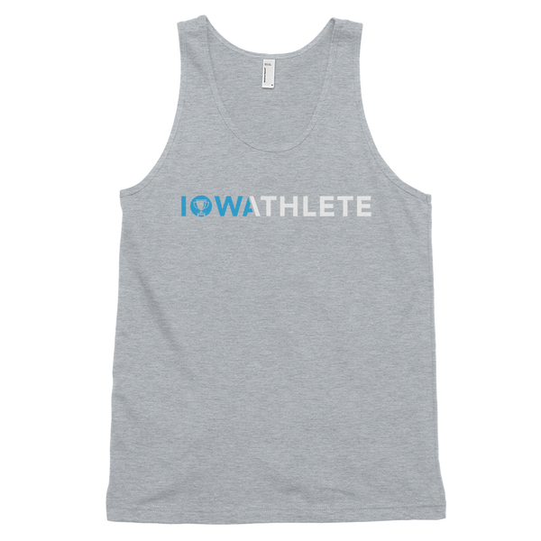 Iowa Athlete Tank Top (White)