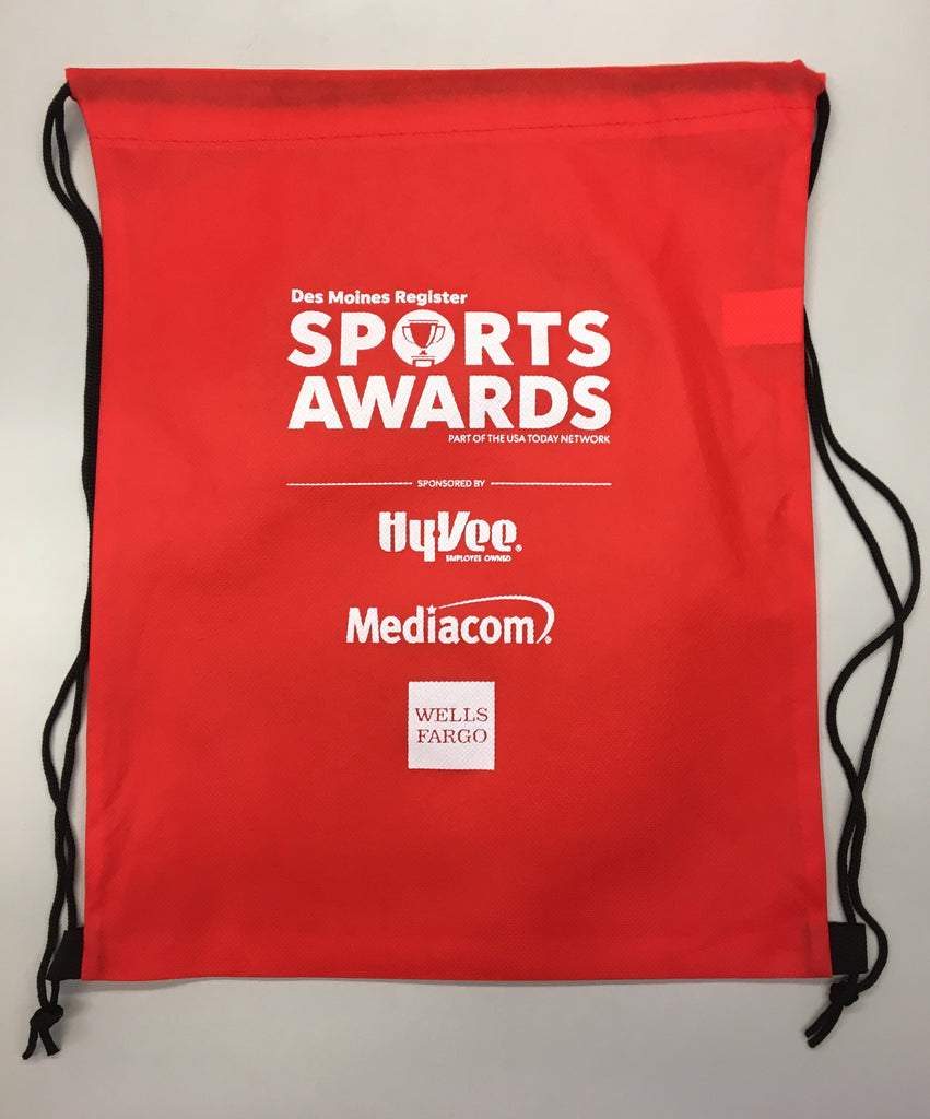 Sports Awards Cinch Bag