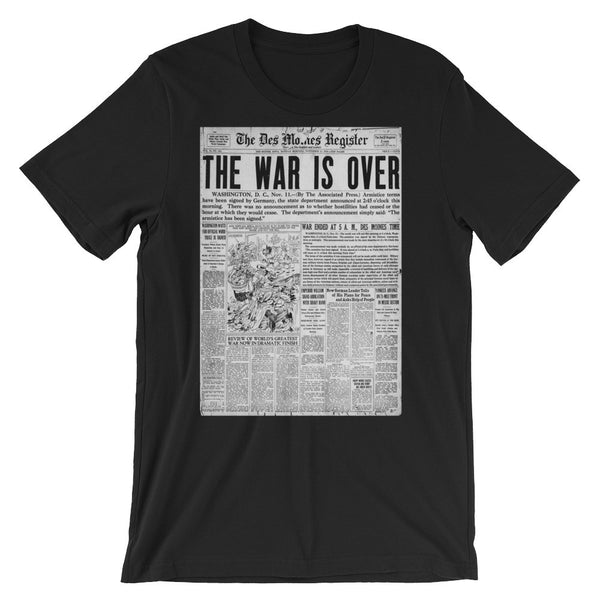 WWI Front Page T-Shirt