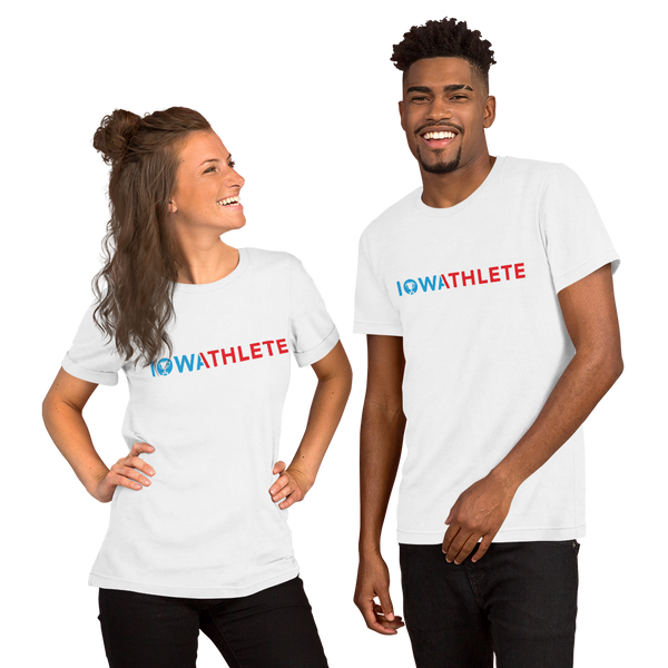 Iowa Athlete T-Shirt (Red)