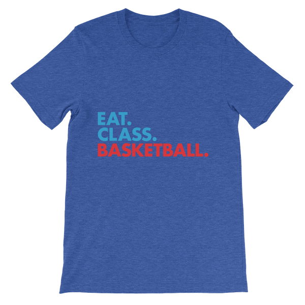 Eat. Class. Basketball. (Red)