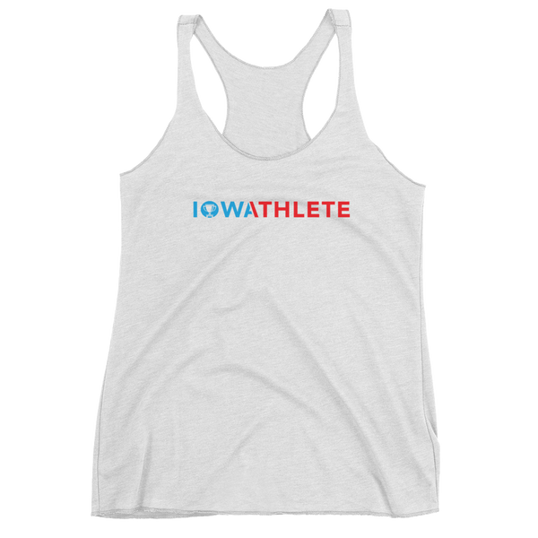 Iowa Athlete (Red) Women's Tank Top