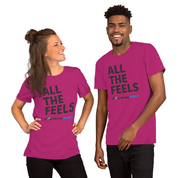 All The Feels T-shirt