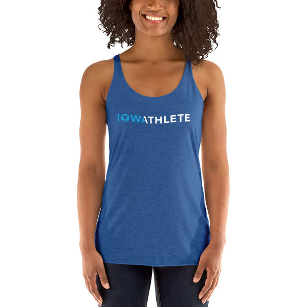 Iowa Athlete (White) Women's Tank Top
