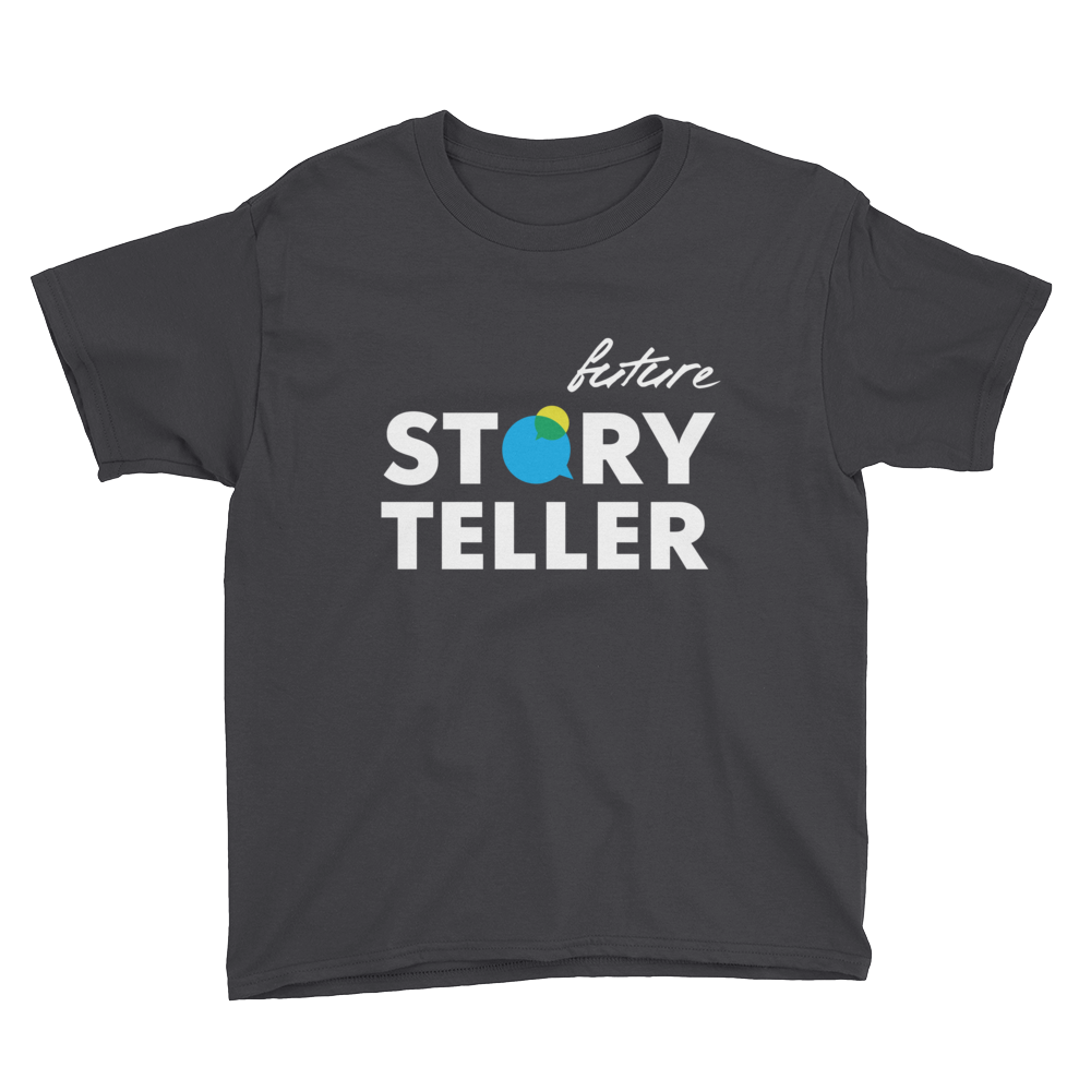 Future Storyteller Youth T-Shirt