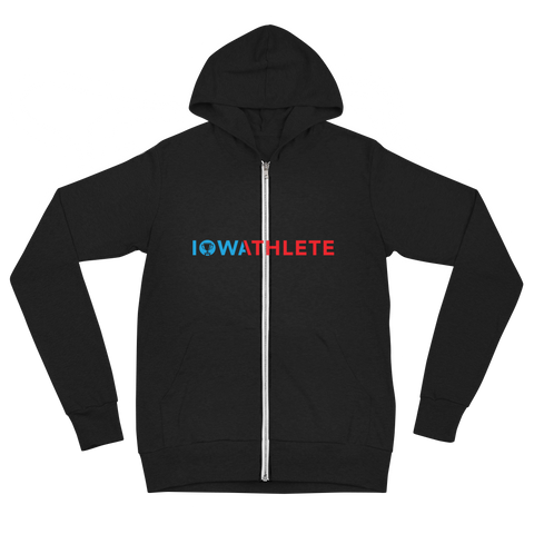 Iowa Athlete Lightweight hoodie