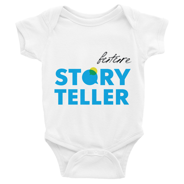 Future Storyteller Onesie