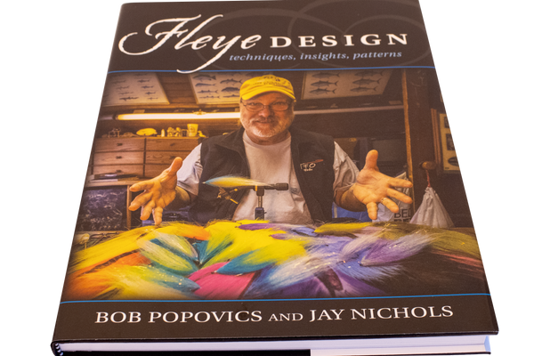Bob Popovics Fleye Design: Techniques, Insights, Pattern