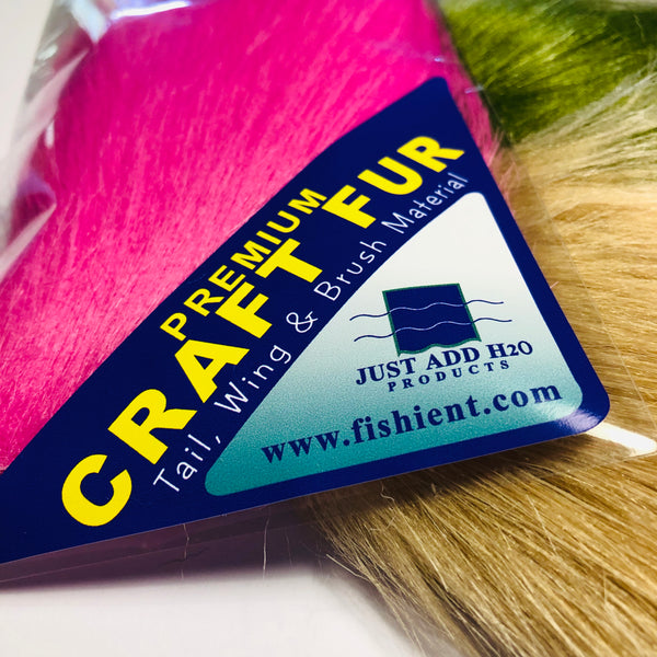 Premium Craft Fur