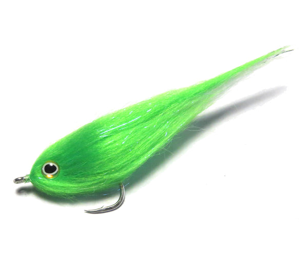 Polar Fiber Brush Baitfish