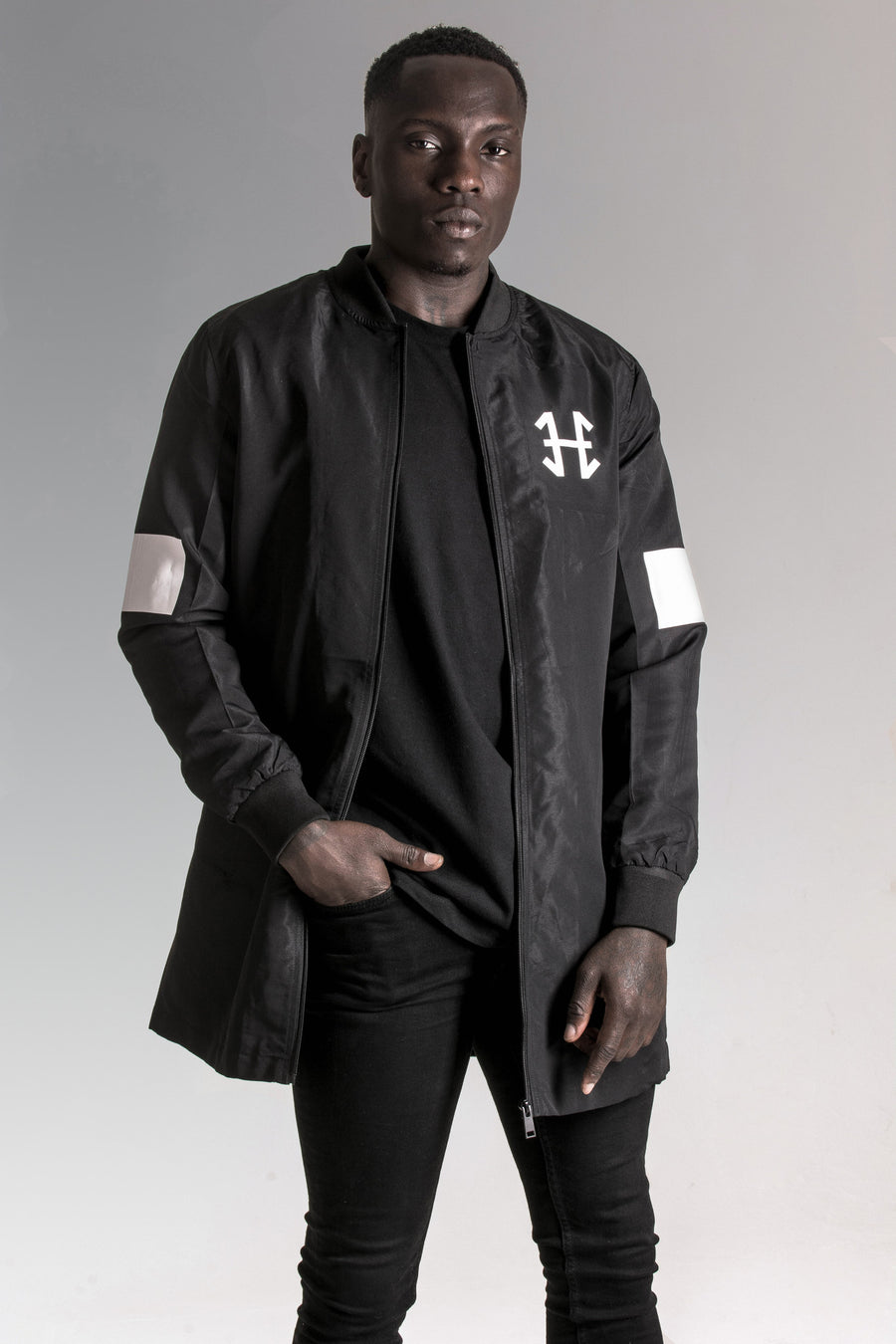 Lightweight Longline Jacket