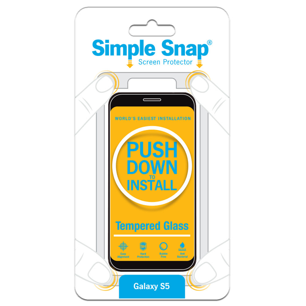 Simple Snap™ Screen Protector