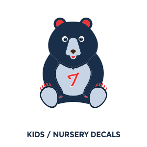 Kids / Nursery Decals