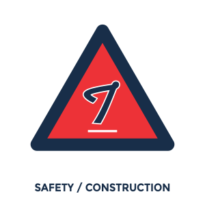 Safety / Construction Decals