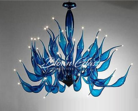 Three Tips for Buying Blown Glass Chandeliers
