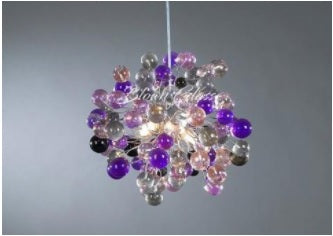 The Art of Blown Glass Lighting