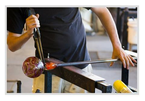 What is Blown Glass and How is it Made?