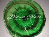 BGC#SD-E319 Wall and Ceiling Hand-Blown Glass Plate