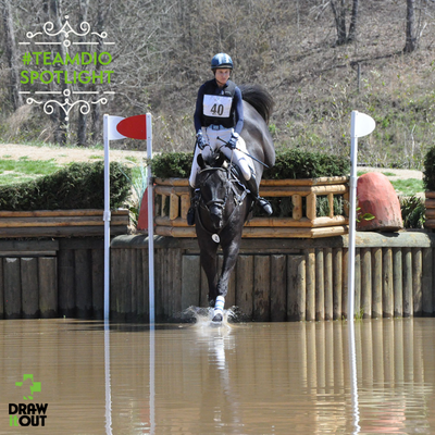 #TeamDiO Spotlight: Valerie Vizcarrondo Pride, Three-Day Eventer
