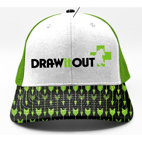 Follow Your Arrow Draw It Out Hat
