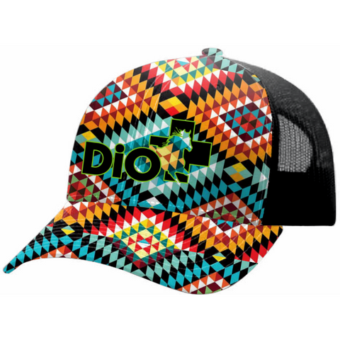 NEW! Aztec #TeamDiO Hat - DiO Inc