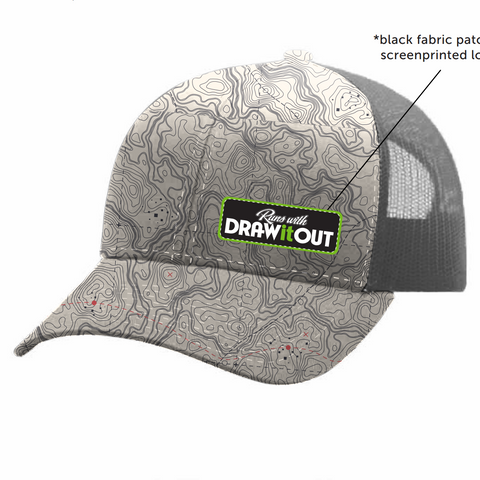 The Wanderlust #TeamDiO Hat