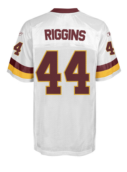 official photos 0f96d 78c46 Riggins Custom Signed Jersey