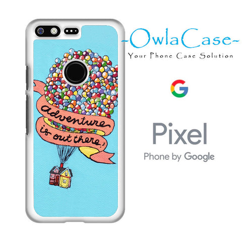 Adventure Is Out There Pixar Disney Google Pixel Case