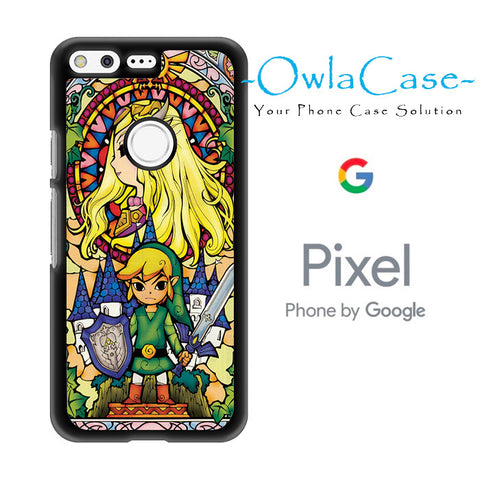 Legend Of Zelda Google Pixel Case