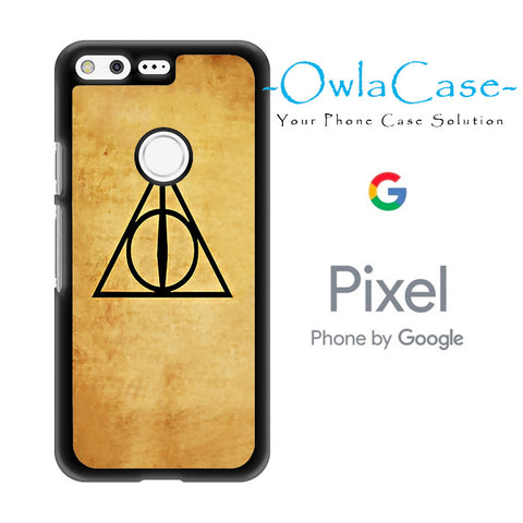 Deathly Hallows Harry Potter Google Pixel Case