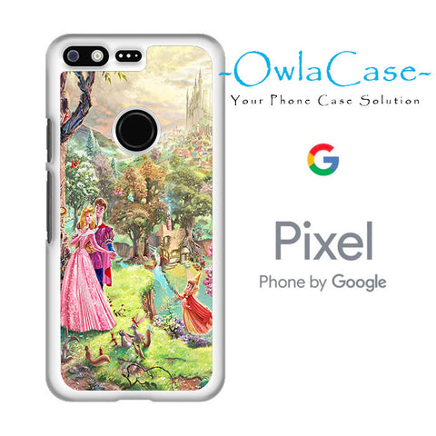 Disney Sleeping Beauty Google Pixel Case