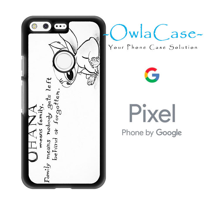 Ohana Means Family - Lilo and Stitch Google Pixel Case