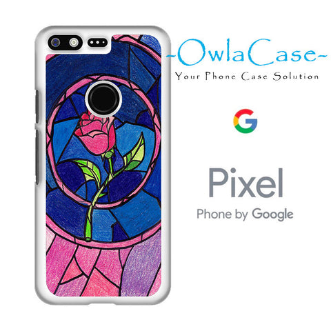 Beauty and The Beast Rose Google Pixel Case