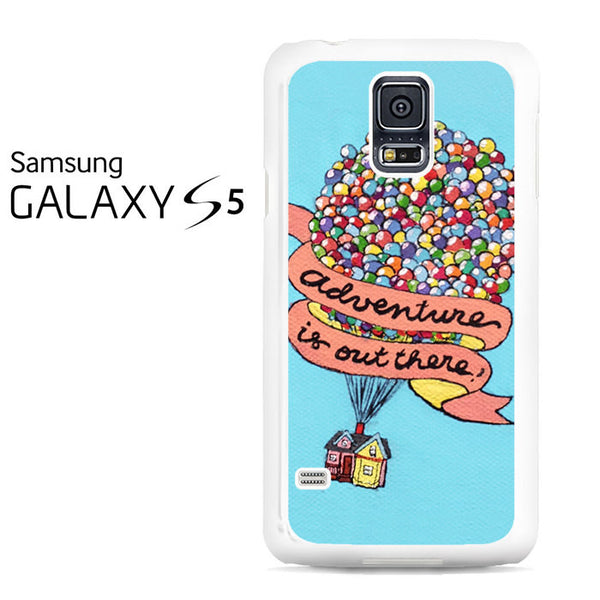 Adventure Is Out There Pixar Disney Galaxy S5 Case