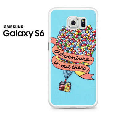 Adventure Is Out There Pixar Disney Galaxy S6 Case