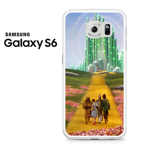 The Wizard Of Oz Galaxy S6 Case