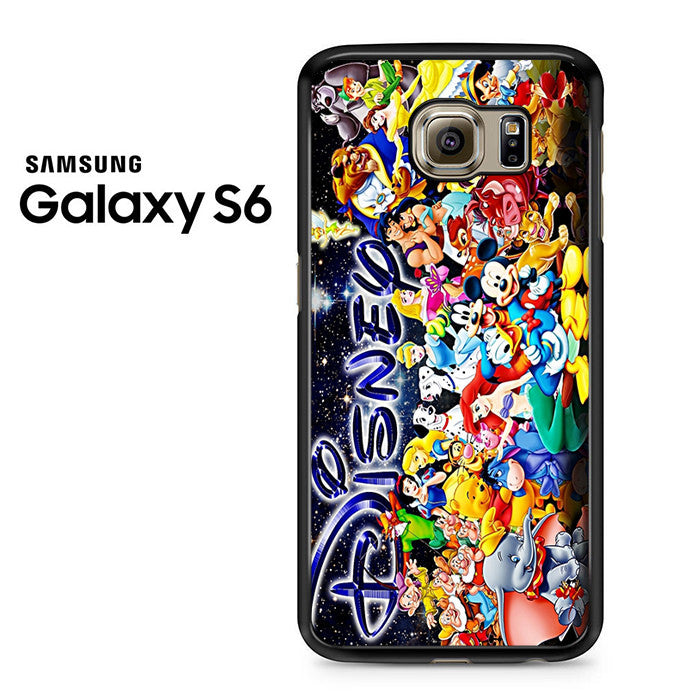 Characters Disney Galaxy S6 Case