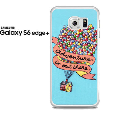 Adventure Is Out There Pixar Disney Galaxy S6 Edge Plus Case