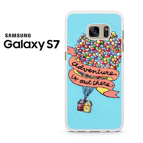 Adventure Is Out There Pixar Disney Galaxy S7 Case