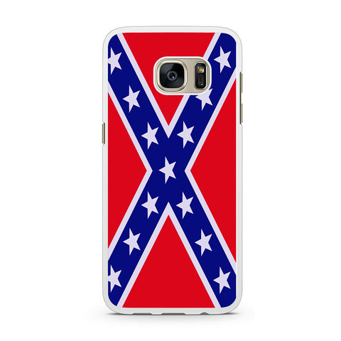 Confederate Rebel Flag Samsung Galaxy S7 Case