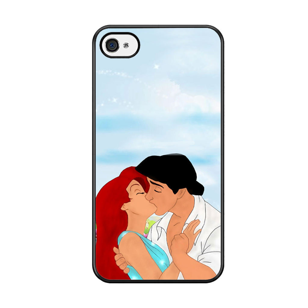 Ariel And Eric Kissing Disney Iphone 5C Case