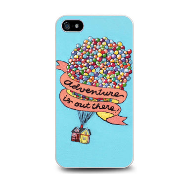 Adventure Is Out There Pixar Disney Iphone 5C Case