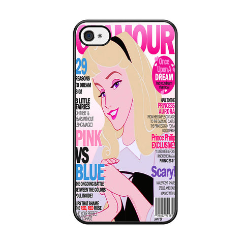 Aurora Glamour Iphone 5C Case