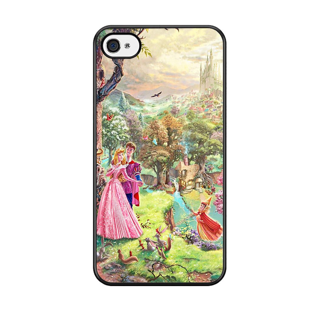 Disney Sleeping Beauty Iphone 5C Case