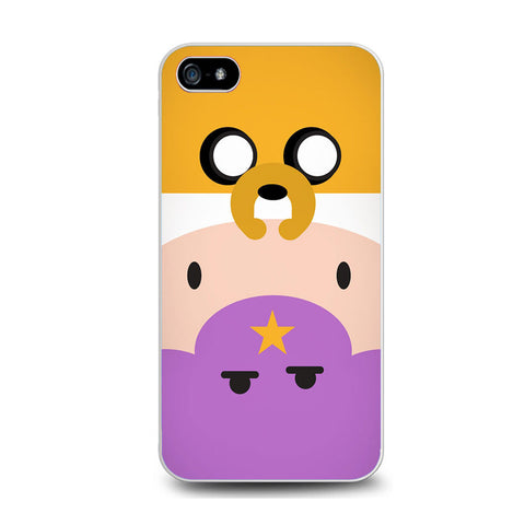 Adventure Time Texture Parody Iphone 5C Case