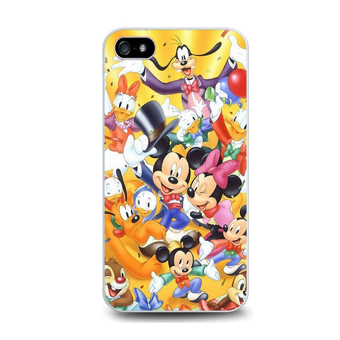 Mickey Mouse And All Friends Disney Iphone 5C Case