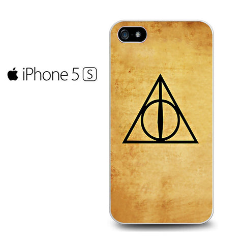 Deathly Hallows Harry Potter Iphone 5 Case
