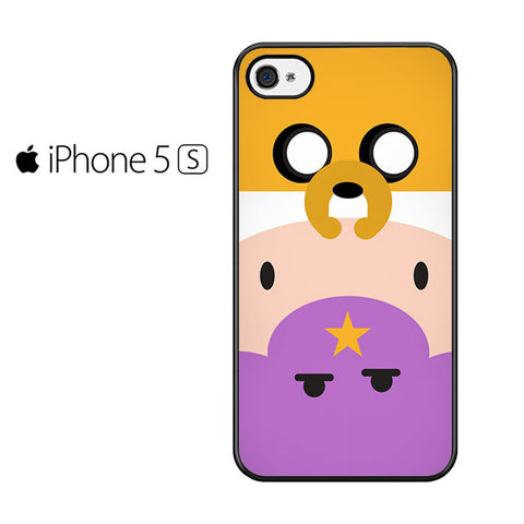 Adventure Time Texture Parody Iphone 5 Case